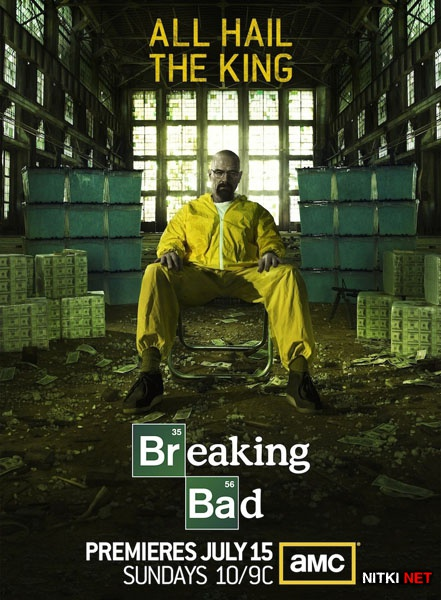 Во все тяжкие / Breaking Bad (5 сезон/2012/WEB-DLRip)