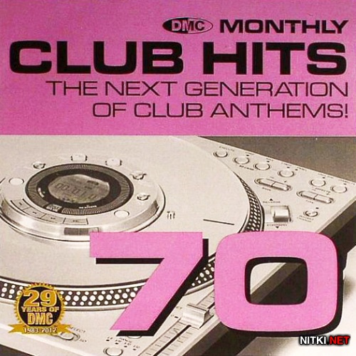 DMC Essential Club Hits 70 (2012)