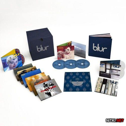 Blur - Blur 21: The Box (2012)