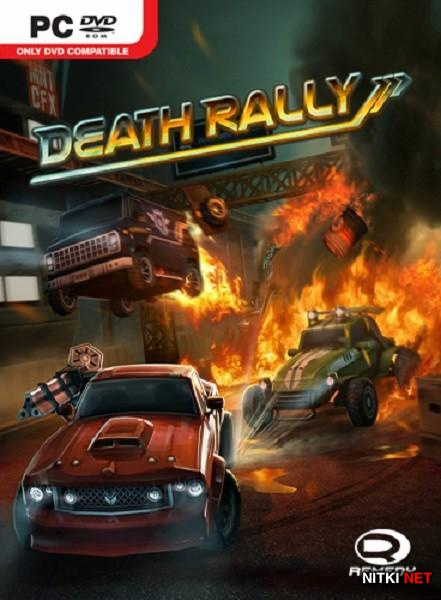 Death Rally (2012/ENG)