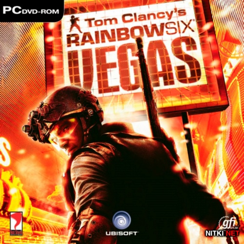 Tom Clancy's Rainbow Six: Vegas (2006/RUS/Rip)
