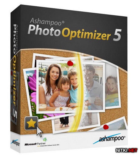 Ashampoo Photo Optimizer 5.1.2