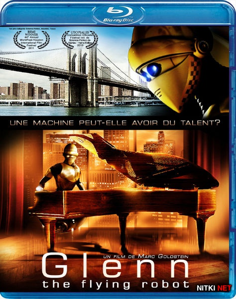 ����� 3948 / Glenn, the Flying Robot (2010/HDRip)