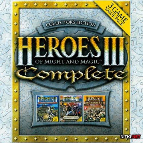 ����� ���� � ����� 3: ������ �������� HD / Heroes of Might and Magic 3: Complete HD Edition (2011/RUS)