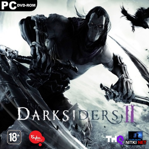 Darksiders 2: Death Lives (2012/RUS/ENG/MULTI5)