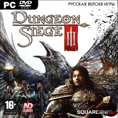 Dungeon Siege 3 - Limited Edition (2011/RUS/ENG/RePack)