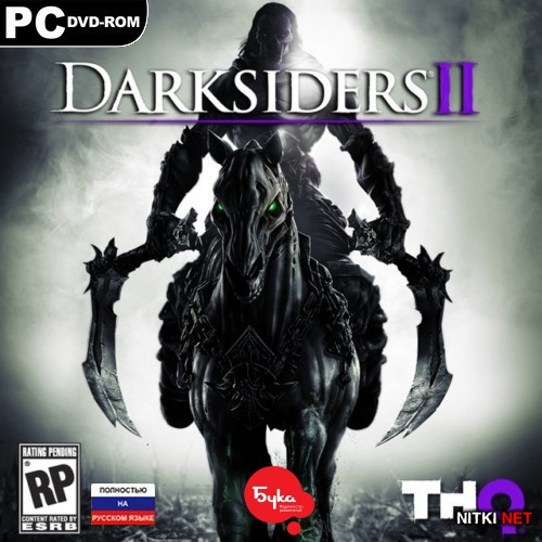Darksiders 2: Death Lives - Limited Edition (2012/RUS/ENG/RePack)