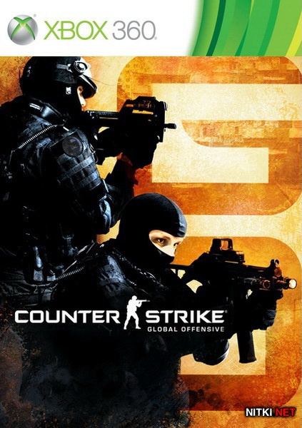 Counter-Strike: Global Offensive (2012/RF/RUS/XBOX360/JTAG)