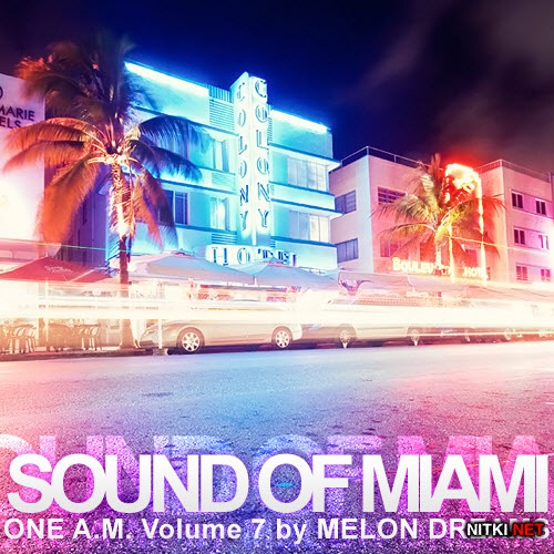 Sound Of Miami: One A.M. Volume 7 (2012)