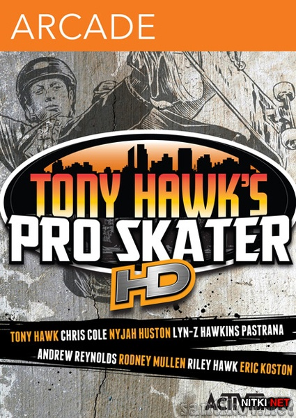 Tony Hawk's Pro Skater HD (2012/ENG/MULTi5)