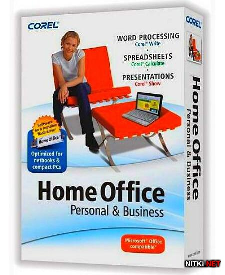 Corel Home Office 5.0.120.1522 Ml Rus