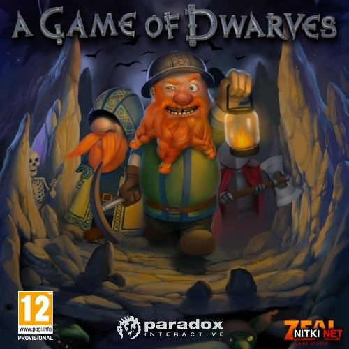 A Game of Dwarves (2012/ENG) *FAIRLIGHT*
