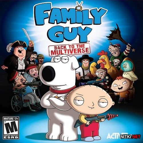 Family Guy: Back to the Multiverse (2012/ENG/MULTi4/Full/RePack)