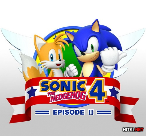 Sonic 4 Episode II (1.0) (2012/ENG/Android)