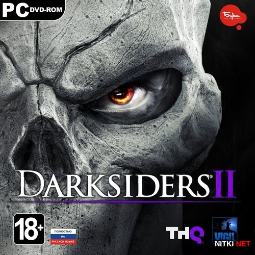 Darksiders 2: Death Lives *upd6 ver.1.5 + DLC* (2012/RUS/ENG/RePack by R.G.Catalyst)