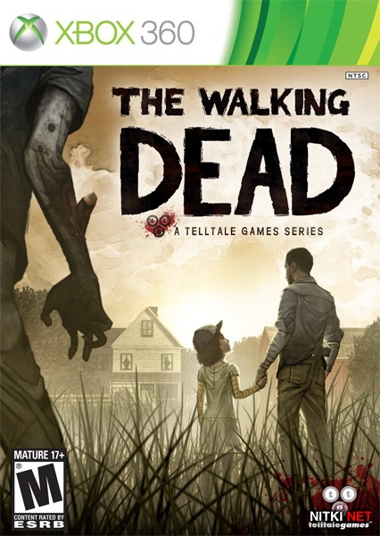 The Walking Dead (2012/NTSC-U/PAL/ENG/XBOX360)