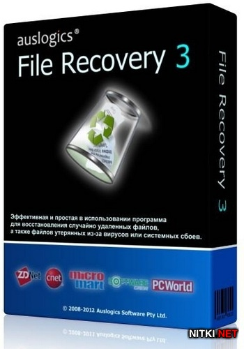 Auslogics File Recovery 3.5.0