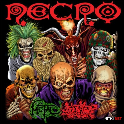 Necro - Metal Hiphop (2012)