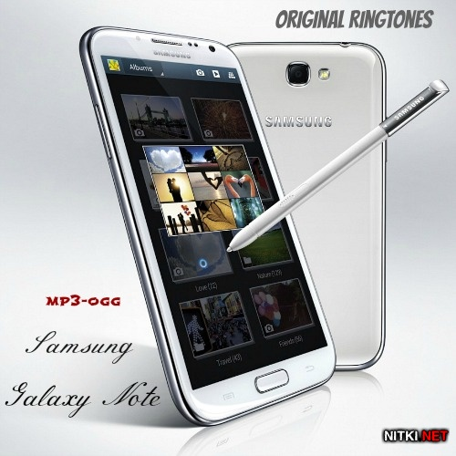 Samsung Galaxy Note - Original Ringtones