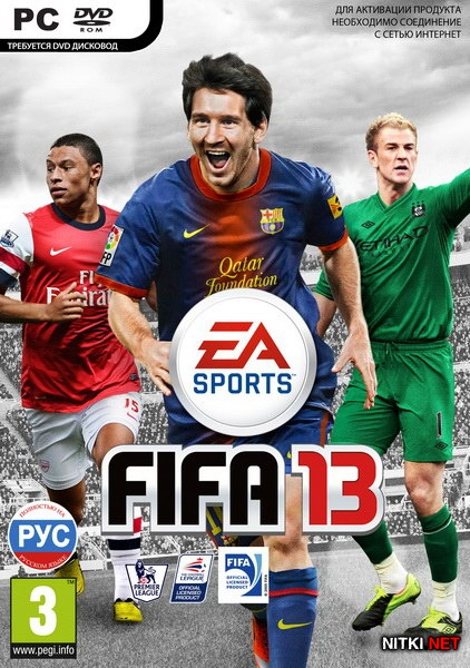 FIFA 13 (v.1.6) (2012/RUS/ENG/RePack by R.G. Catalyst)