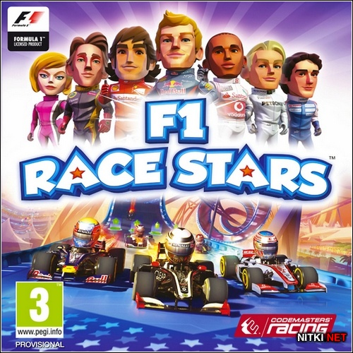 F1 Race Stars (2012/ENG/MULTI7) *FAIRLIGHT*
