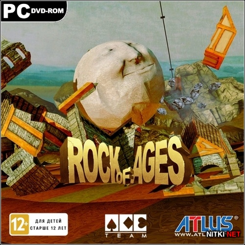 Rock of Ages *v.1.11* (2011/RUS/ENG/RePack by Fenixx)