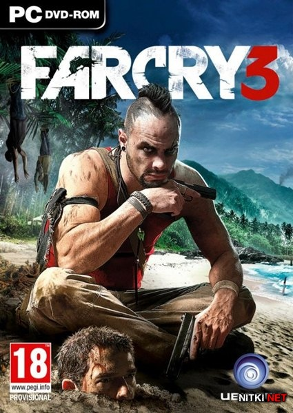 Far Cry 3 v1.04 (2012/Rus/Eng/Repack R.G. Механики)