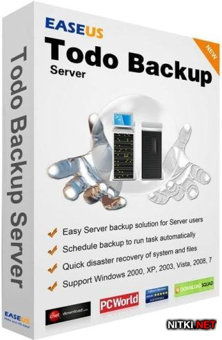EASEUS Todo Backup Advanced Server 5.5 Retail