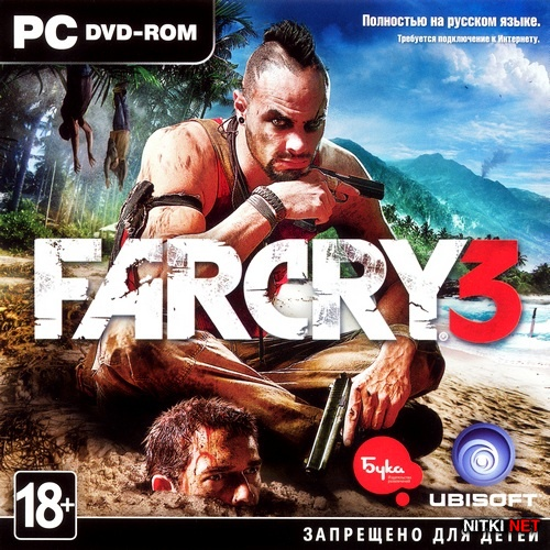 Far Cry 3 *upd - ver.1.04* (2012/RUS/RePack by z10yded)