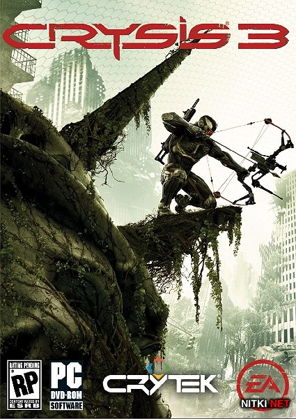 Crysis 3 UPD 2 (2013/RUS/ENG/Repack by z10yded)