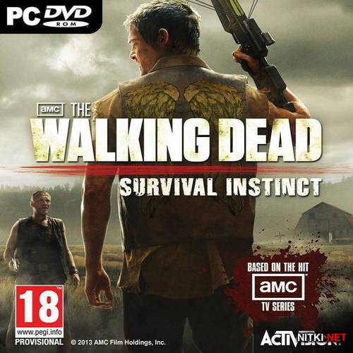 The Walking Dead: Survival Instinct (2013/Rus/Eng/Multi6/Repack R.G. Catalyst)