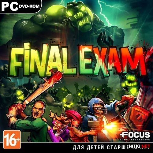 Final Exam (2013/ENG/Multi5/Repack by Let'sРlay)