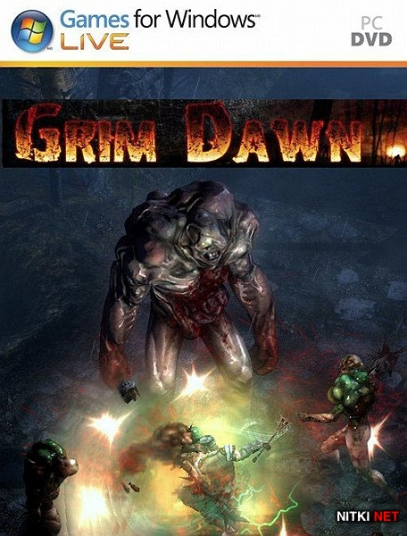 Grim Dawn (2013/Eng/Alpha)