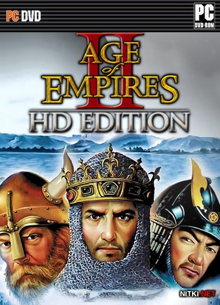 Age of Empires II: HD Edition + The Forgotten (2013/RUS/ENG/Multi12/SteamRip by Let'sРlay)