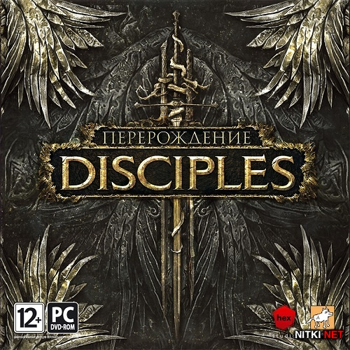 Disciples III: Перерождение (2012/RUS/ENG/Repack by Let'sРlay)