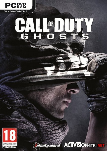 Call of Duty: Ghosts v1.0.0.647482 (2013/RUS/ENG/Rip by z10yded)