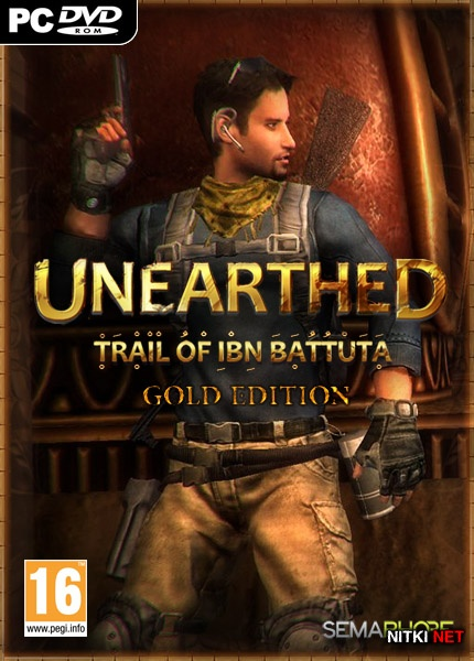 Unearthed: Trail of Ibn Battuta Episode 1 - Gold Edition (2014/RUS/ENG/RePack by ThreeZ)
