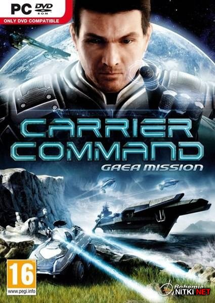 Carrier Command: Gaea Mission (2012/RUS/Multi8/Repack R.G. Механики)