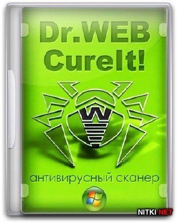 Dr.Web CureIt! 9.0.5.01160 (DC 30.03.2014) Portable ML/Rus