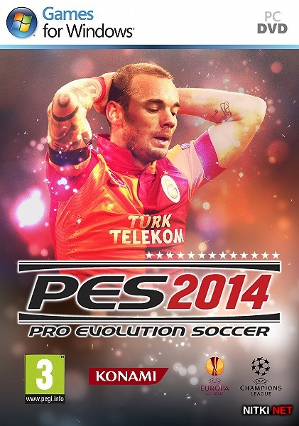 Pro Evolution Soccer 2014 v1.12 + PESEdit Patch 4.2 (2013/RUS/Multi8/Repack by z10yded)