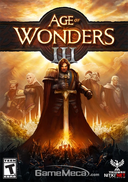 Age of Wonders III {v1.10.0.11335/2 DLC} (2014/RUS/MULTI5/Repack by z10yded)
