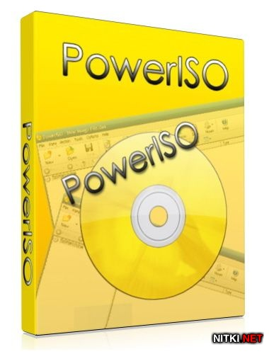 PowerISO 5.9 Datecode 06.05.2014