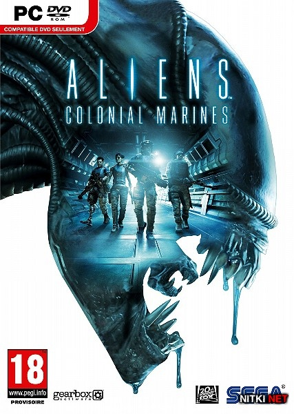 Aliens: Colonial Marines v1.4 (2013/RUS/RePack by CUTA)