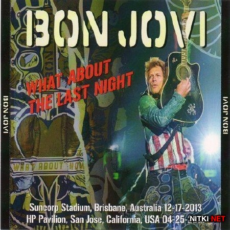 Bon Jovi - What About The Last Night (2013)