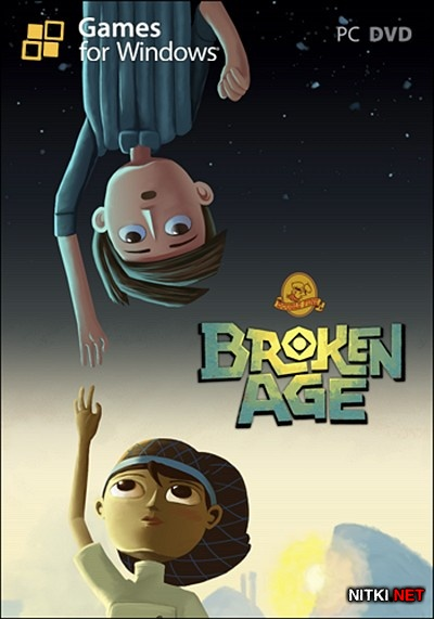 Broken Age: Act 1 (2014/RUS/ENG/RePack by xGhost)