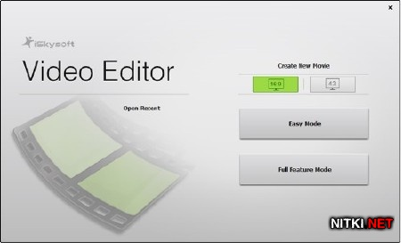 iSkysoft Video Editor 4.0.1.0