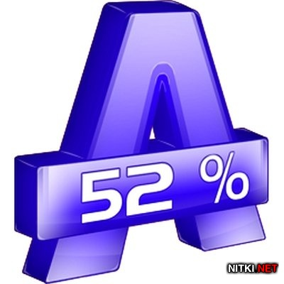 Alcohol 52% 2.0.3 Build 6731
