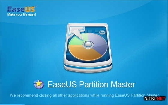 EASEUS Partition Master 10.1 All Edition + Rus