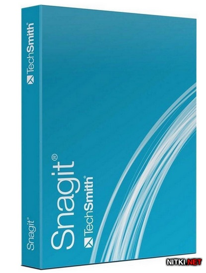 Techsmith Snagit 12.2.0.1656 + Portable