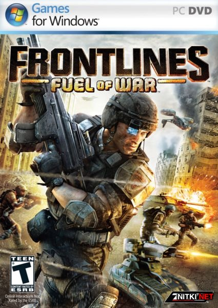 Frontlines: Fuel of War (2008/Rus/Eng/Rip R.G. Механики)